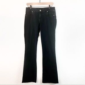 Kut From The Kloth Jeans 4 Farrah Baby Boot Cut